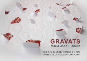 Gravats. Maria José Planells