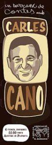 Un barranc de contes: Carles Cano