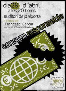 Xerrada: Consum responsable