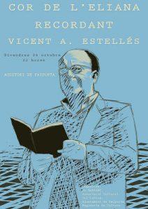 Concert del Cor de L'Eliana. Recordant a Vicent Andrés Estellés