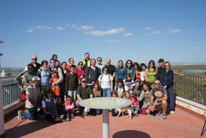 Excursió en bici Paiporta-Albufera el diumenge 17 d'octubre
