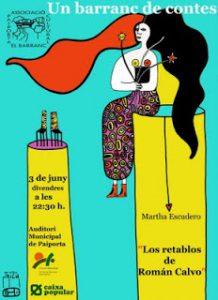 Un barranc de contes amb Martha Escudero