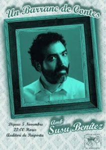 Un barranc de contes: Susu Benítez