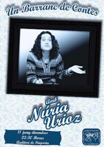 Un barranc de contes: Núria Urioz