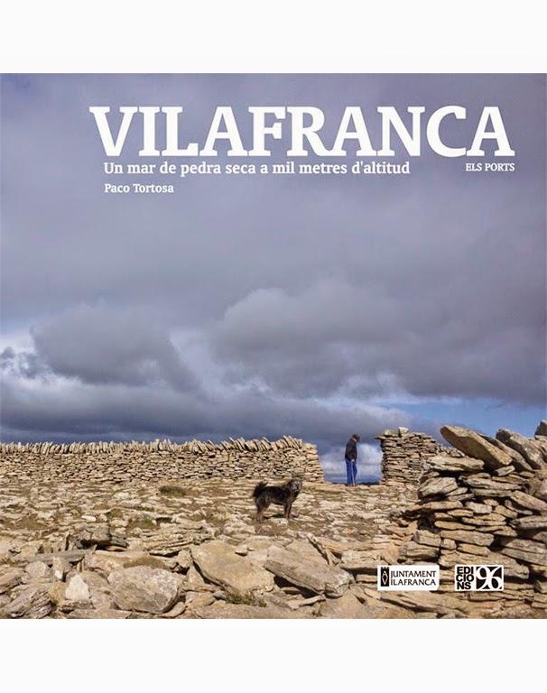 Presentació del llibre. VILAFRANCA. UN MAR DE PEDRA SECA A MIL METRES D'ALTITUD I EXCURSIÓ A VILAFRANCA