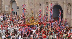 Visita a Algemesí. Diumenge 14 abril