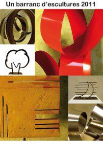 Exposició d'escultures de Rafael Amorós