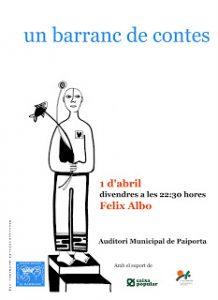 Un barranc de contes: Félix Albo