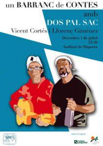 Read more about the article Un barranc de contes amb Llorenç Giménez i Vicent Cortés