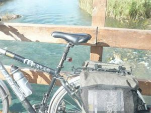 RETROBEM EL TÚRIA: Recorregut en bici pel Parc Fluvial del Túria