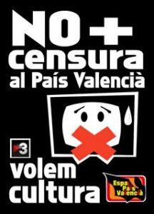 Xarrada informativa: Per una televisió sense fronteres.  Per TV3 al País Valencià