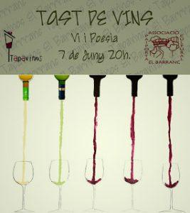TAST DE VINS I POESIA
